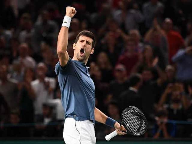 One Of My Best: Novak Djokovic Edges Roger Federer In Paris Masters Thriller