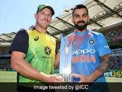 India vs Australia, Live Score 1st T20I: बारिश के कारण खेल रुका, ऑस्ट्रेलिया का स्कोर 150 पार