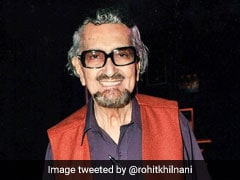 Ad Guru And Actor Alyque Padamsee Dies At 90