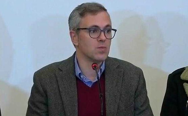 BJP Should Hold PM Modi Responsible For Election Defeats: Omar Abdullah
