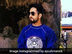 Nushrat Bharucha In And Ayushmann Khurrana As Dream Girl. So He Says
