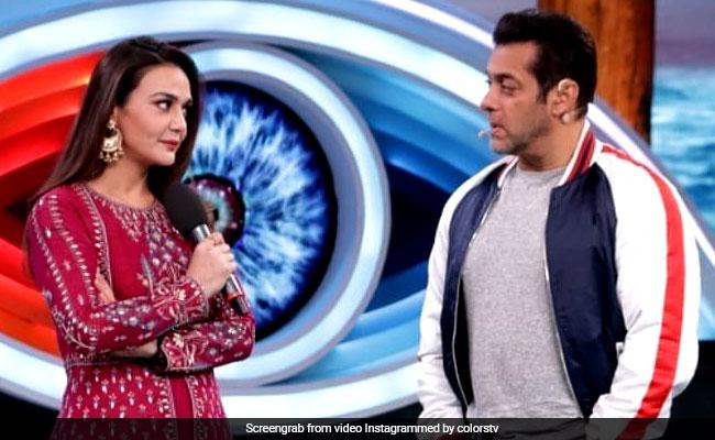 Bigg Boss 12: प्रीति जिंटा ने पूछ लिया ऐसा सवाल कि टेस्ट में फेल हुए सलमान खान