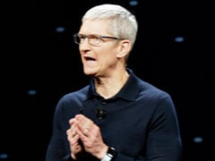 "''Very Bullish"" On India, Rupee Weakness Part Of Apple's Challenge: CEO Tim Cook"