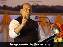 Congress Holding Onto Cow's Tail For Electoral Survival: Rajnath Singh