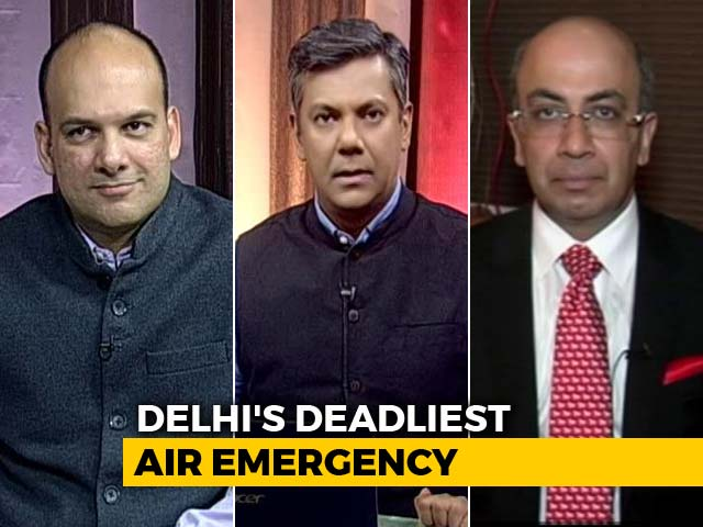 Video : Delhi's Deadliest Air Emergency: Is India Losing The Battle Against Pollution?