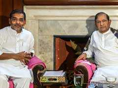 Upendra Kushwaha Tests BJP's Bihar Alliance Again, Meets Sharad Yadav