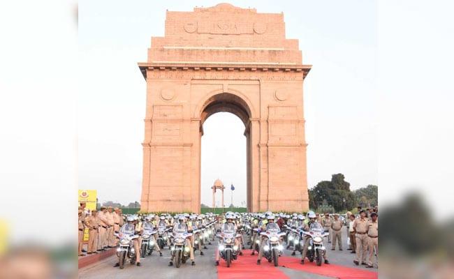दिल्ली पुलिस को मिली नई पेट्रोलिंग बाइक, अब 'रफ्तार' के साथ अपराधियों पर कसेगा शिकंजा