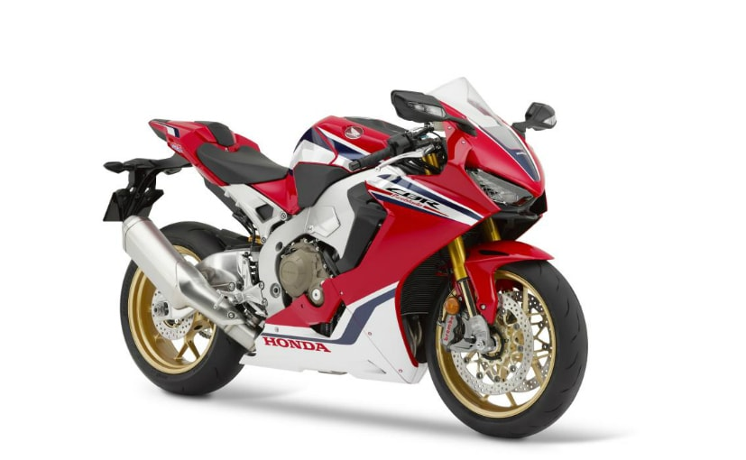 Honda has given a mild update to the 2019 CBR 1000RR.