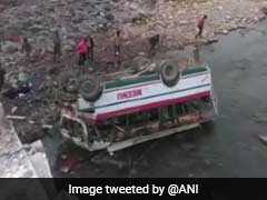 9 Dead, 51 Injured As Bus Falls Into River In Himachal Pradesh