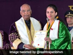 President Ram Nath Kovind Addresses 1st Convocation At AIIMS Rishikesh