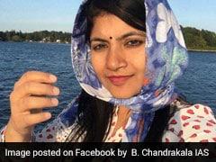 IAS बी चंद्रकला ने सोशल मीडिया से क्यों बनाई दूरी?