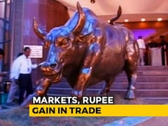 Video: Sensex Gains Over 150 Points, Nifty Hits 10,900