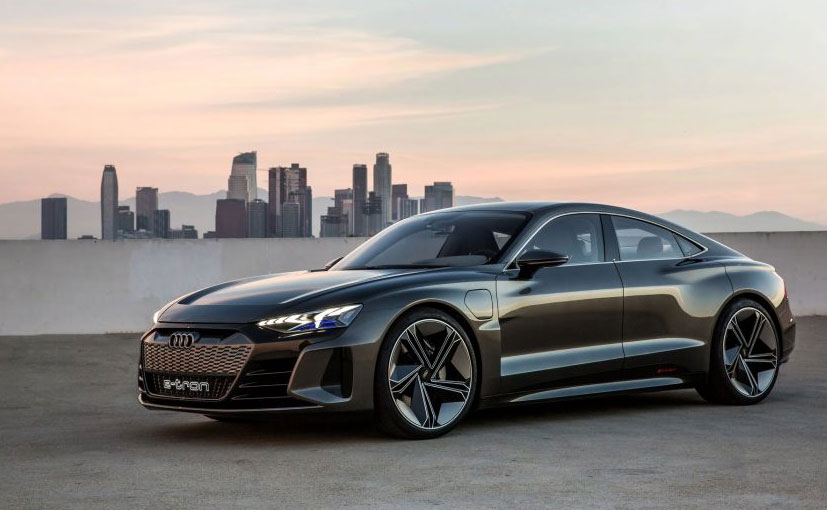 Audi e-tron GT concept revealed, set for 2020 production
