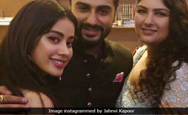 Janhvi And Arjun Kapoor On Anshula Being 'Abused' After Koffee With Karan