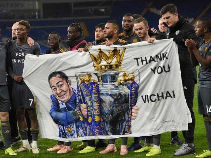 Premier League: Demarai Gray Lifts Grief-Stricken Leicester City