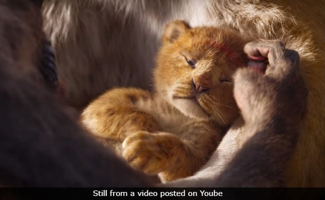 The Lion King Remake's 'Live Action' Trailer Has The Internet A Little Confused