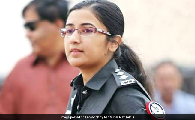Karachi Woman Cop Saves Chinese Consulate Staff From Terrorist Attack