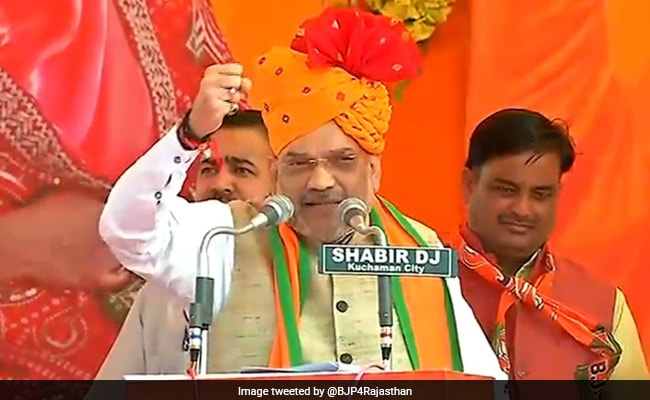 Assembly Elections LIVE Updates: Amit Shah Addresses Rally In Rajasthan