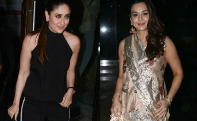 Preity Zinta Explains Her 'Karmic Connection' With Kareena Kapoor