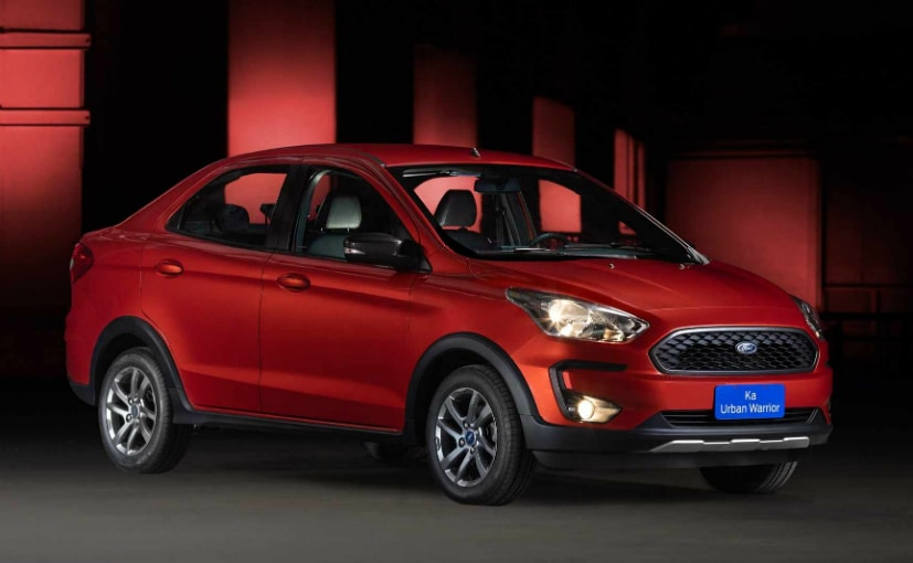 Ford Ka Urban Warrior Concept