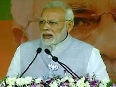 Seek Your Support, Blessings For BJP In Coming Polls: PM In Telangana