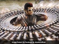 Rajinikanth's <i>2.0</i> Director Tweets Thank You Note For Making The Film A 'Huge Success'