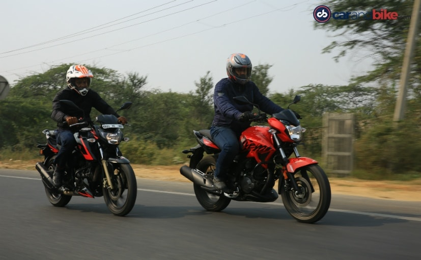 Hero Xtreme 200R Vs TVS Apache RTR 200 4V Comparison Review