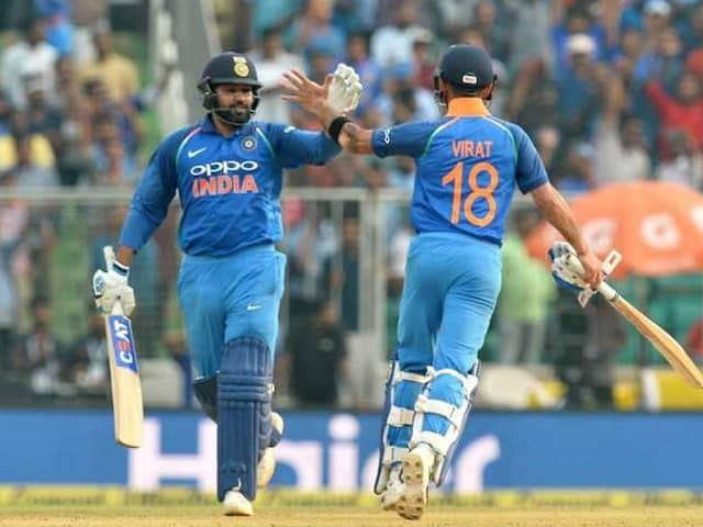 Virat Kohli, Rohit Sharma Retain One-Two Rankings On ICC ODI List