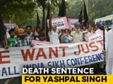 Video : First Death Sentence Pronounced In A 1984 Anti-Sikh Riots Case By Delhi Court