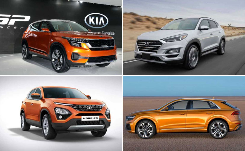 Upcoming Suvs In India 2019