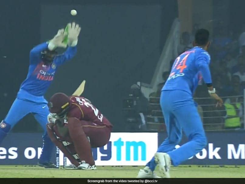 Watch: Spinner Krunal Pandya Bowls A Bouncer, Leaves Everyone Surprised