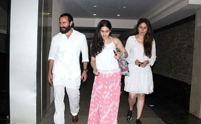 Kedarnath: Sara Ali Khan Wants To Imbibe This Quality Of Kareena Kapoor