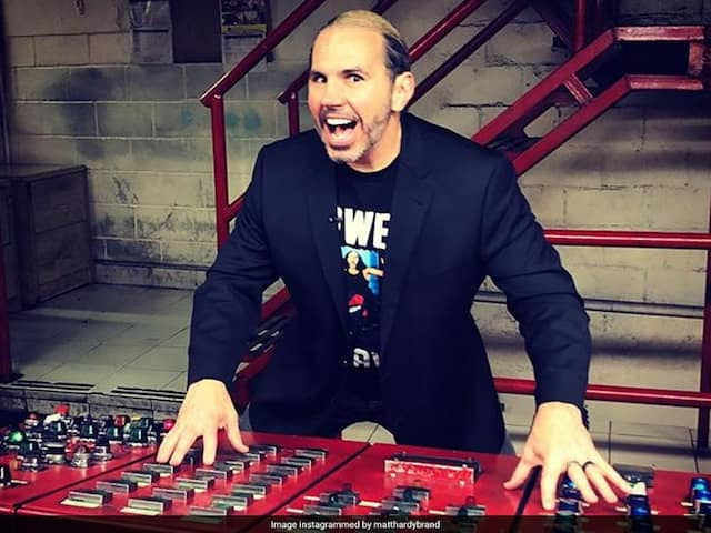 Matt Hardy, WWE Superstar, To Visit India For First Time In December