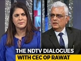 Video : 'Black Money Still Prevalent In Electoral System': OP Rawat On <i>The NDTV Dialogues</i>