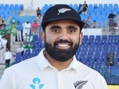 PAK vs NZ: न्यूजीलैंड के स्पिनर एजाज पटेल ने रवि शास्त्री के 'दावे' को हमेशा के लिए मिटा दिया