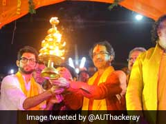 """Had Balasaheb Been Alive…"": BJP Questions Sena's Role In Ram Temple Push"