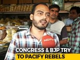 Video: Rajasthan Elections: Will Congress, BJP Rebels Play Spoiler?
