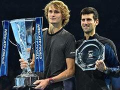 ATP FINALS: एलेक्जेंडर ज्वेरेव 'नए रिकॉर्ड' के साथ बने एटीपी फाइनल्स चैंपियन