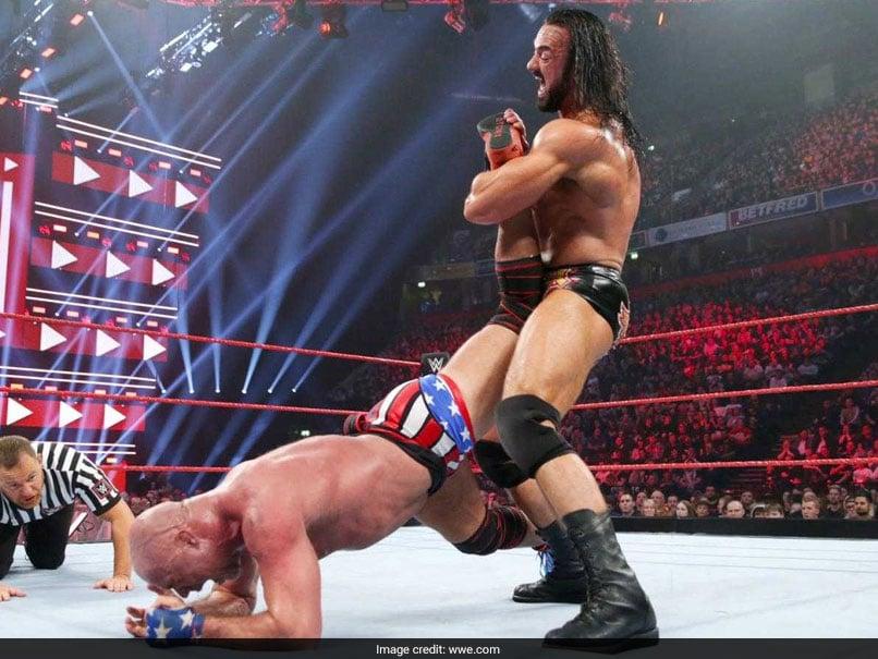 WWE RAW Results: Drew McIntyre Defeats Kurt Angle, Alexa Bliss Named RAW Women