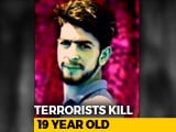 Video : Day After Shocking Execution, Another Kashmiri Teen Killed By Terrorists