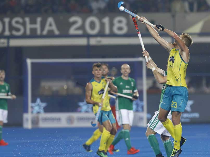 Hockey World Cup: Title Holders Australia Made To Toil In Win Over Ireland
