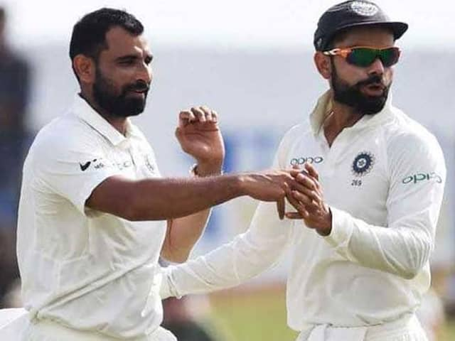 Australia weakened by Smith and Warner's absence: Mohammed Shami