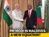 Video : As Maldives Sheds China's Shadow, PM Modi Attends President's Swearing-In