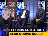 Video: Virender Sehwag Predicts An Evenly Contested India-Australia Series
