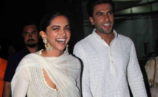 First Official Pics From Deepika Padukone And Ranveer Singh's Wedding Expected Today. Meantime, Pap Shots Are Viral