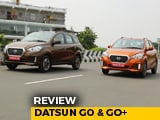 Video: 2018 Datsun GO & GO+ Facelift Review