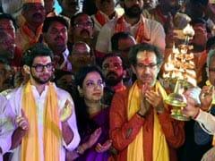 धर्म संसद से पहले मोदी सरकार पर बरसे उद्धव ठाकरे, कहा- मंदिर नहीं बनाया तो यह सरकार दोबारा नहीं बनेगी