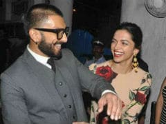 Deepika Padukone And Ranveer Singh Reportedly Got Their Wedding Insured