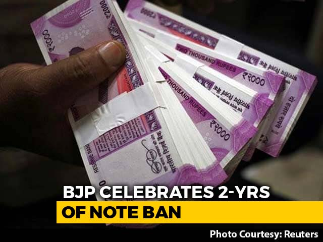 "Video : ""Scars Only Getting More Visible With Time"": Manmohan Singh On Notes Ban"
