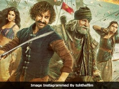 <i>Thugs Of Hindostan</i> Box Office Collection Day 5: Amitabh Bachchan And Aamir Khan's Film 'Crashes' On Monday. Earns Rs 129 Crore So Far